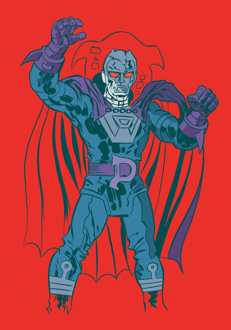 Robot Dracula